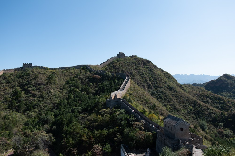 Jinshanling - Great Wall, Beijing, China - the best things to do in Beijing