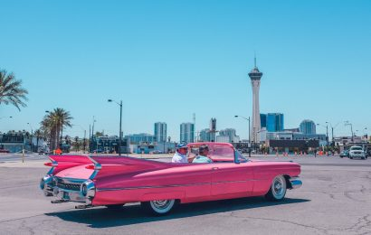 How to rent a car for a better trip to Las Vegas
