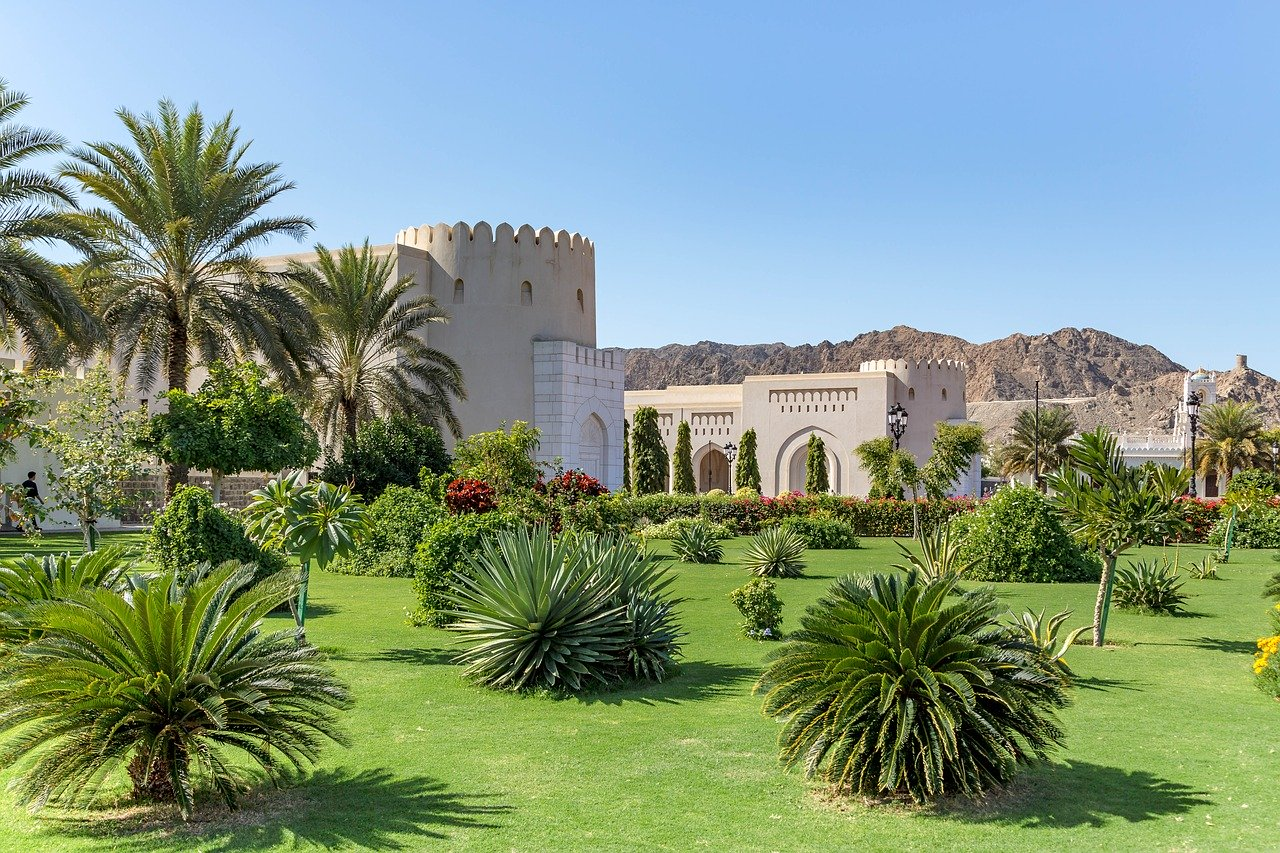 Oman Palace - Female Solo Travelers in Oman: Safety, Dress Code, and How to Meet People