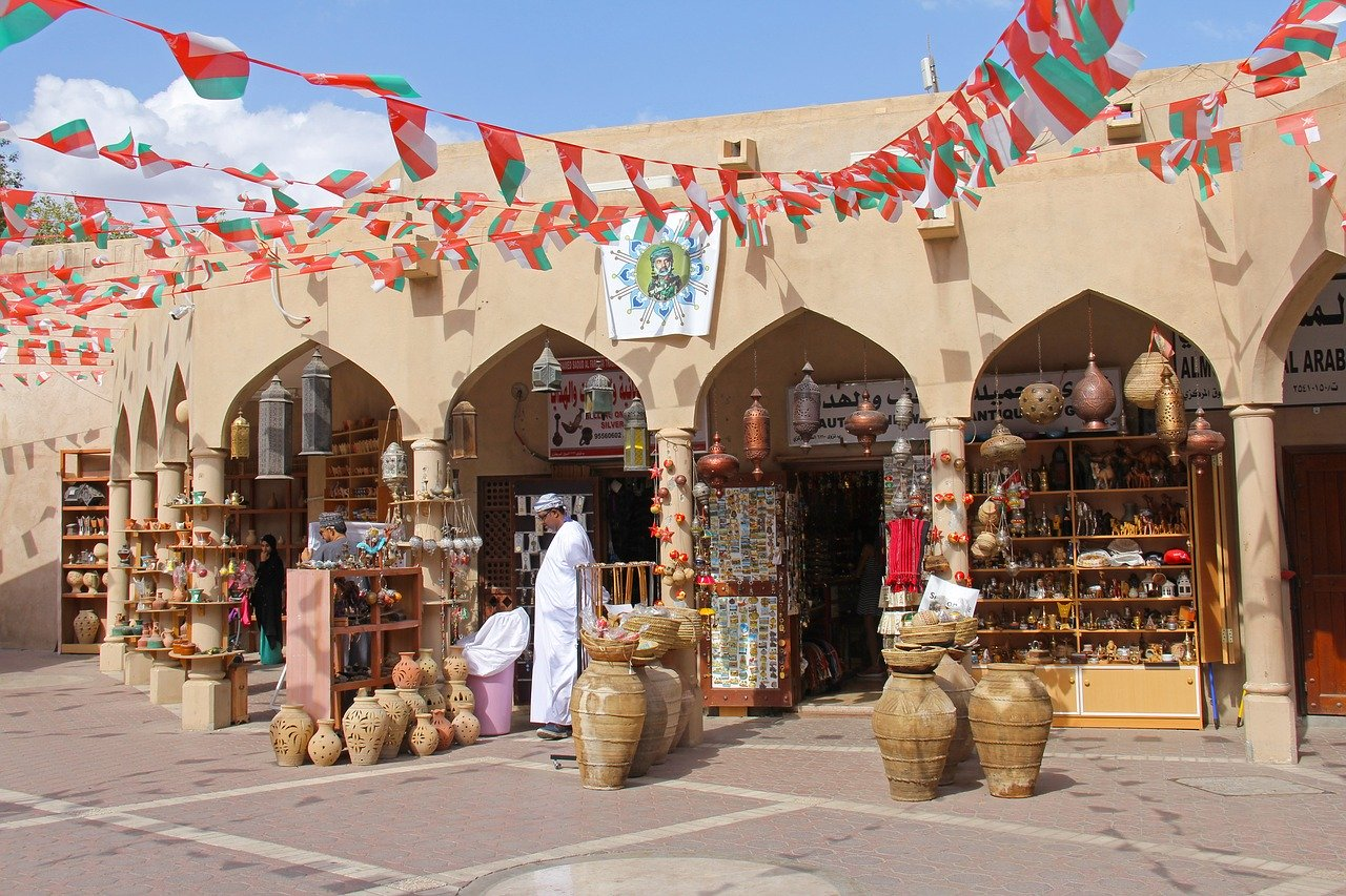 Oman shopping - things to know before visiting Oman: is Oman safe for solo female travelers?
