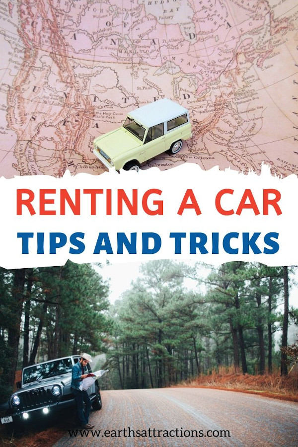 Car rental tips and tricks. All you need to know about renting a car and the best places to go on a road trip in the USA. #carrental #rentacar #roadtrip #usa #traveldestinations
