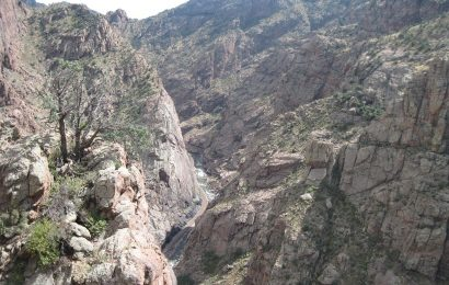 White Water Rafting and the Royal Gorge: An Exciting Path to Adventure