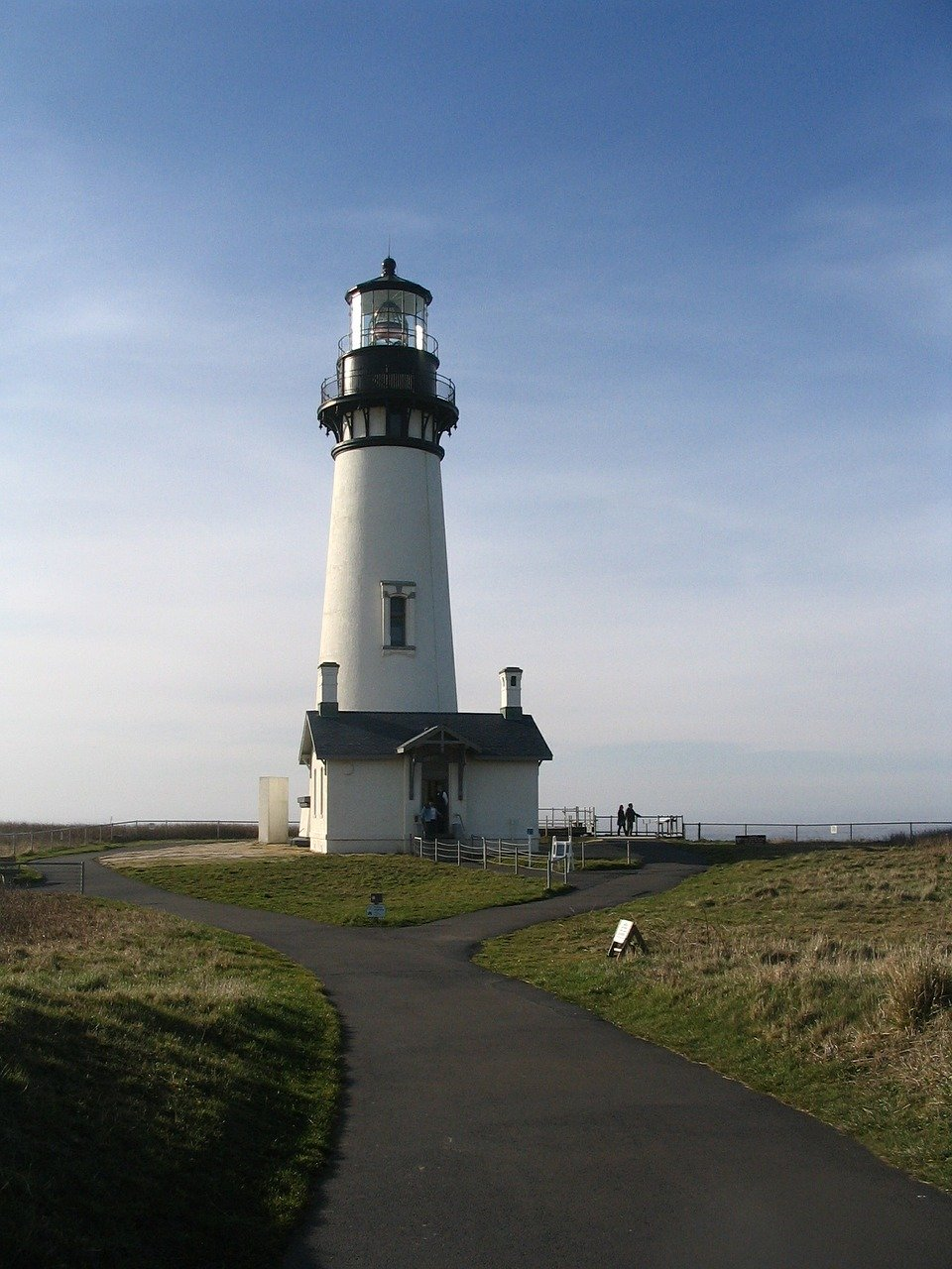 Yaquina Head Lighthouse - best stops on your West Coast road trip