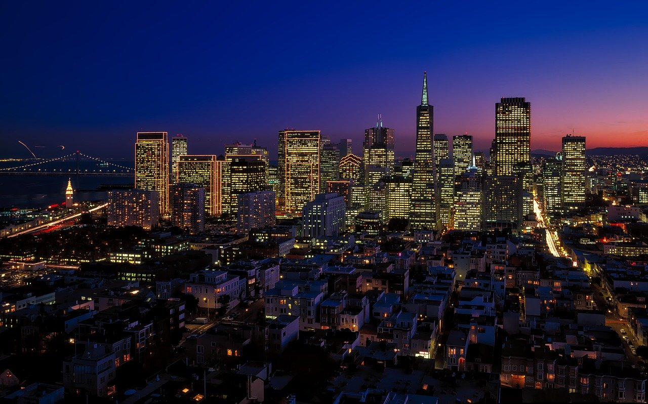 San Francisco, California is one of the best places to add to your west coast route