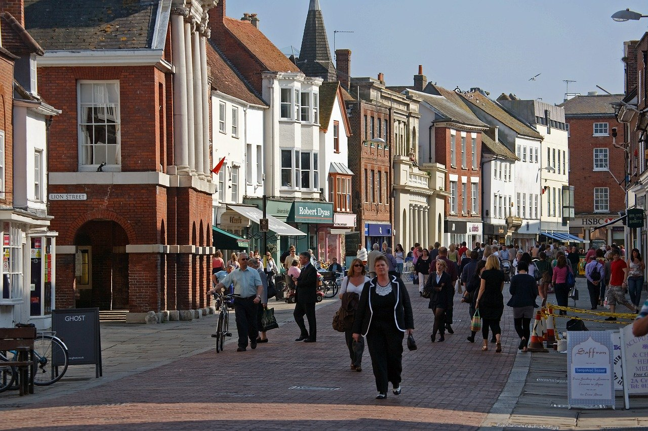 Chichester is a unique European summer vacation