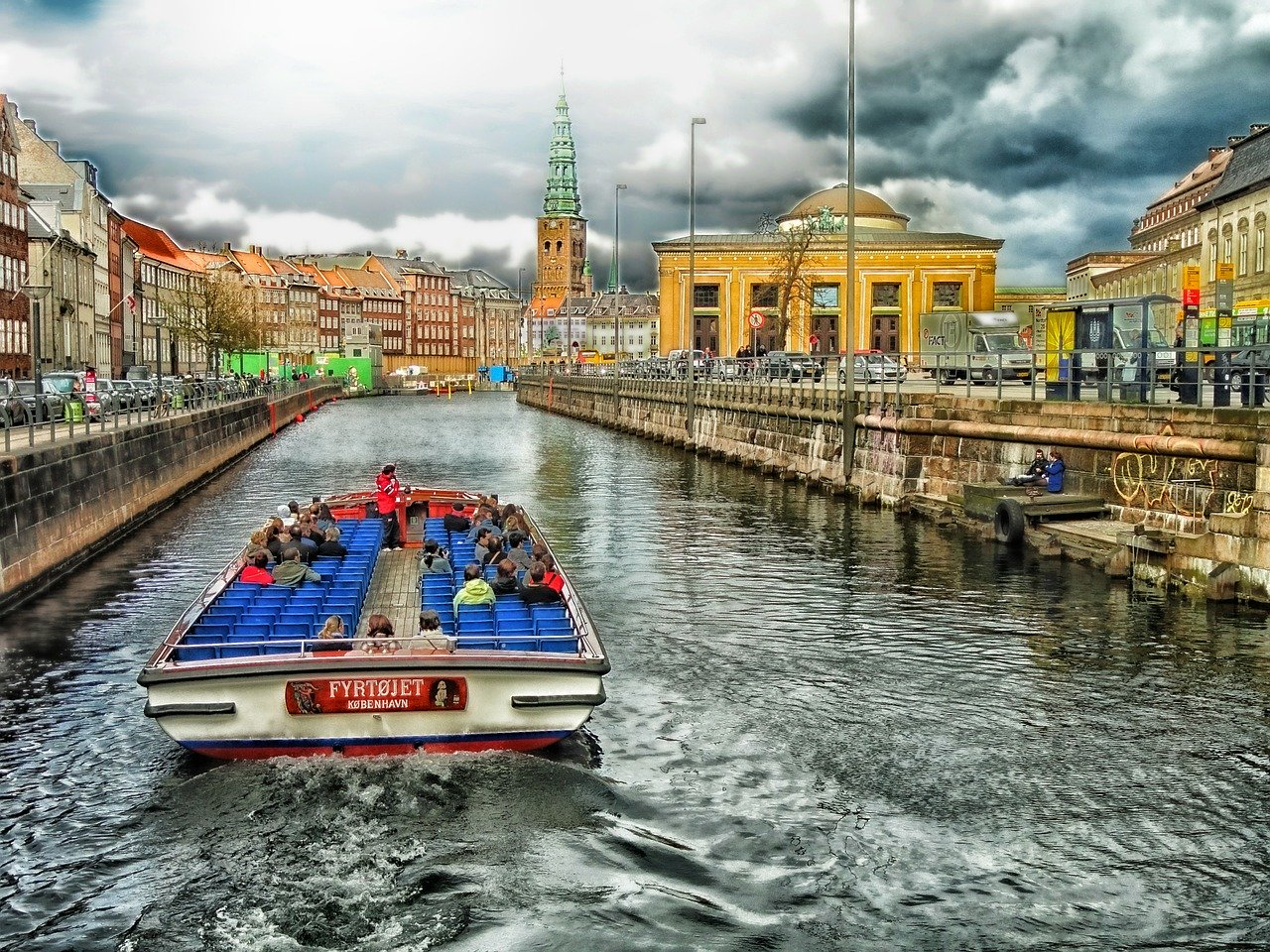Copenhagen is a perfect summer trip to Europe getaway