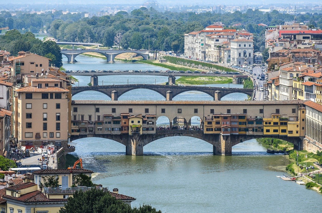 Florence could be a perfect idea for your next European summer holiday