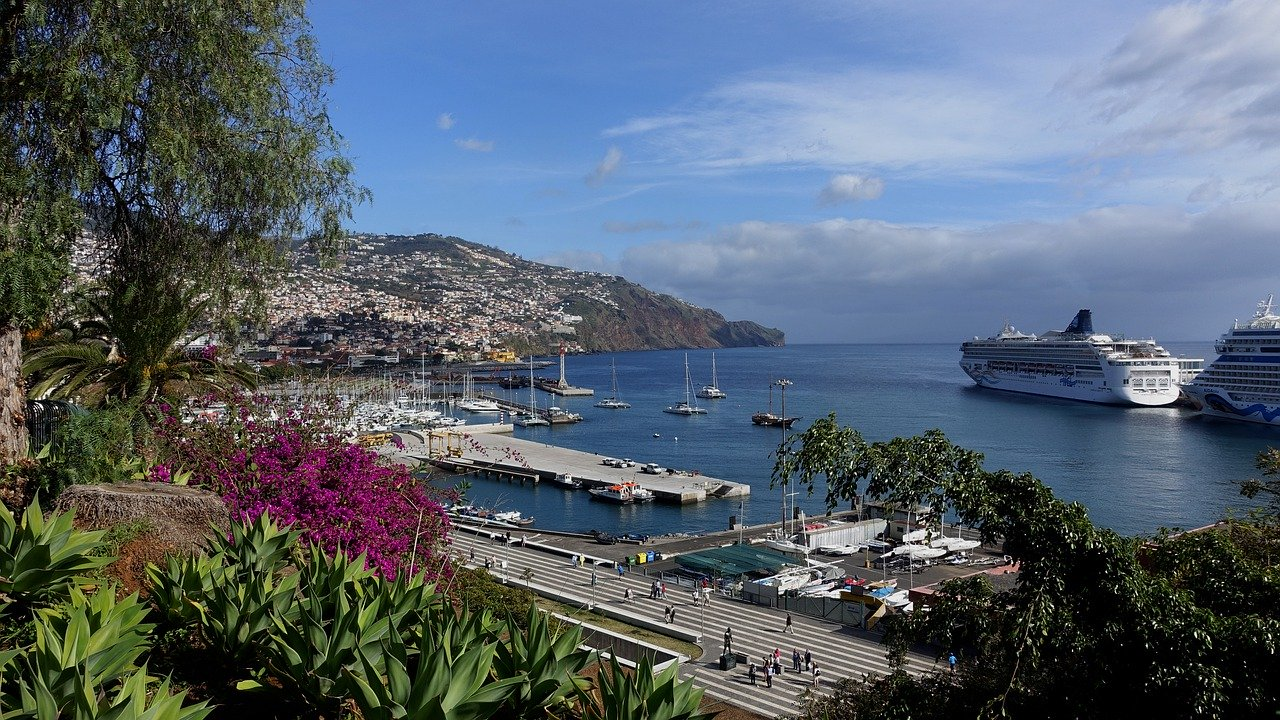 Funchal, Madeira is a great offbeat European summer destination