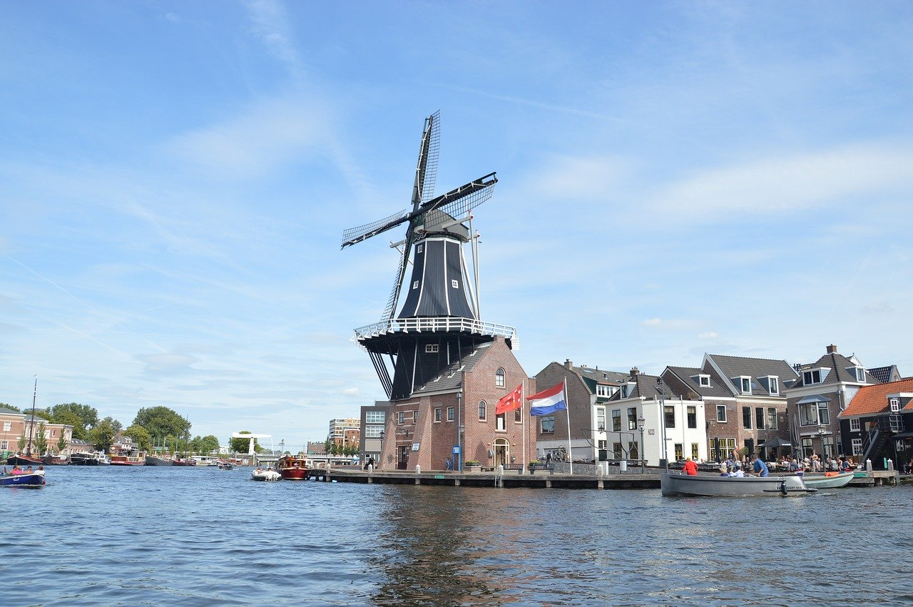 Haarlem is a cool European summer holiday destination