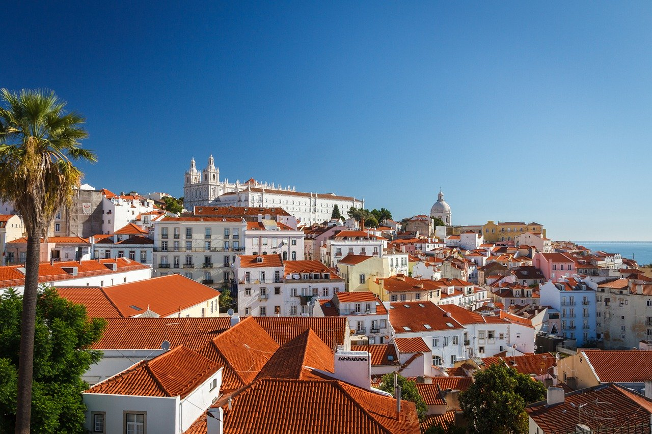 Lisbon Is one of the best European summer getaways