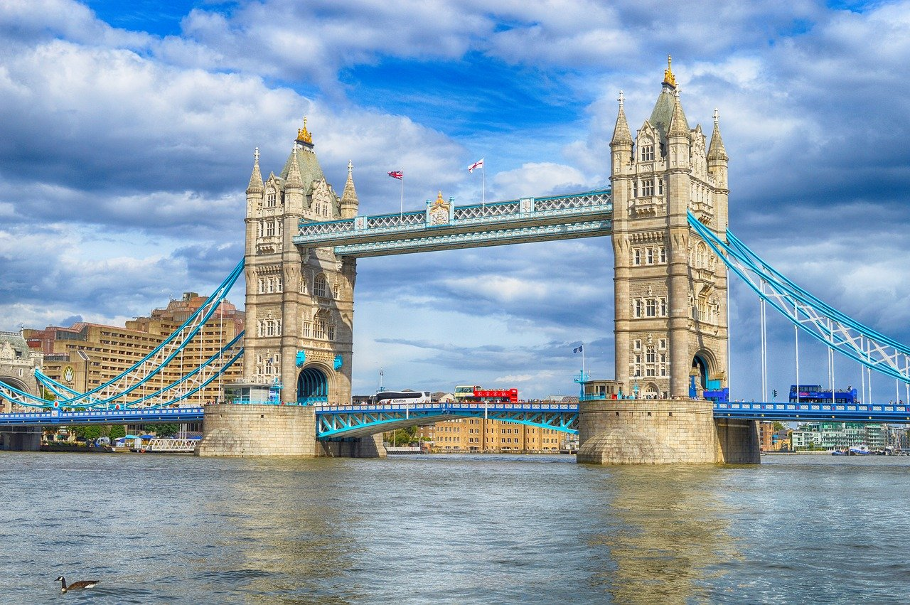 London is one of the best European summer destinations!