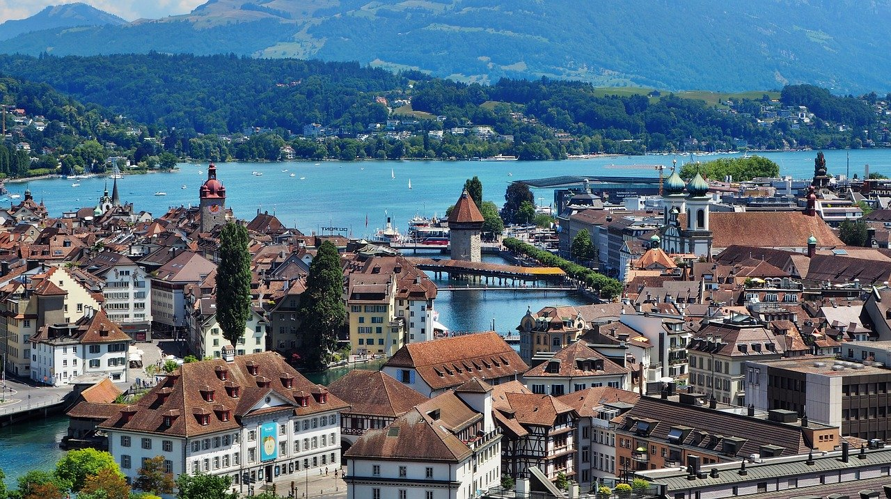 Lucerne could be your next summer holiday destination in Europe