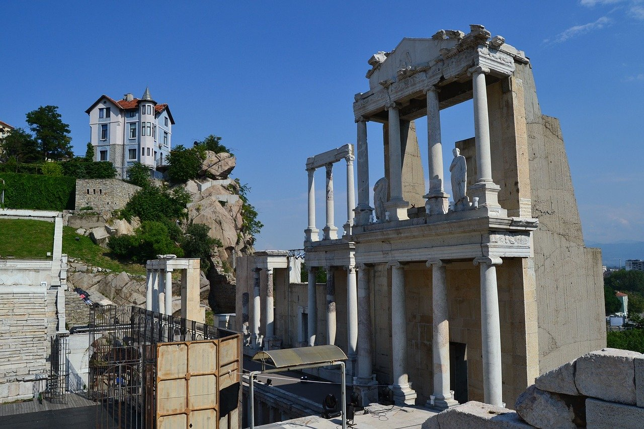 Plovdiv is one of the hidden holiday gems in Europe