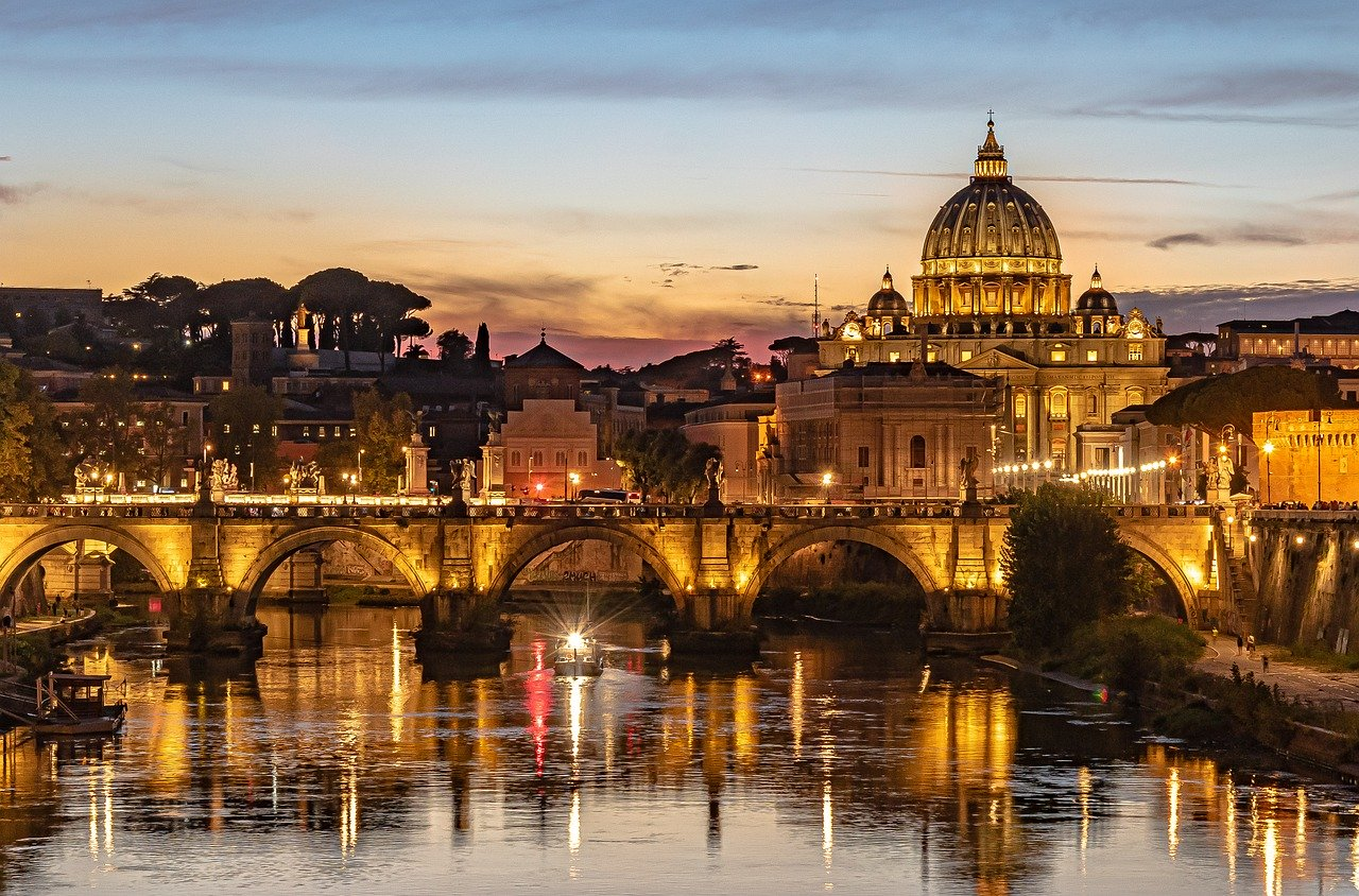 Rome, Italy is one of the best summer holiday destinations in Europe