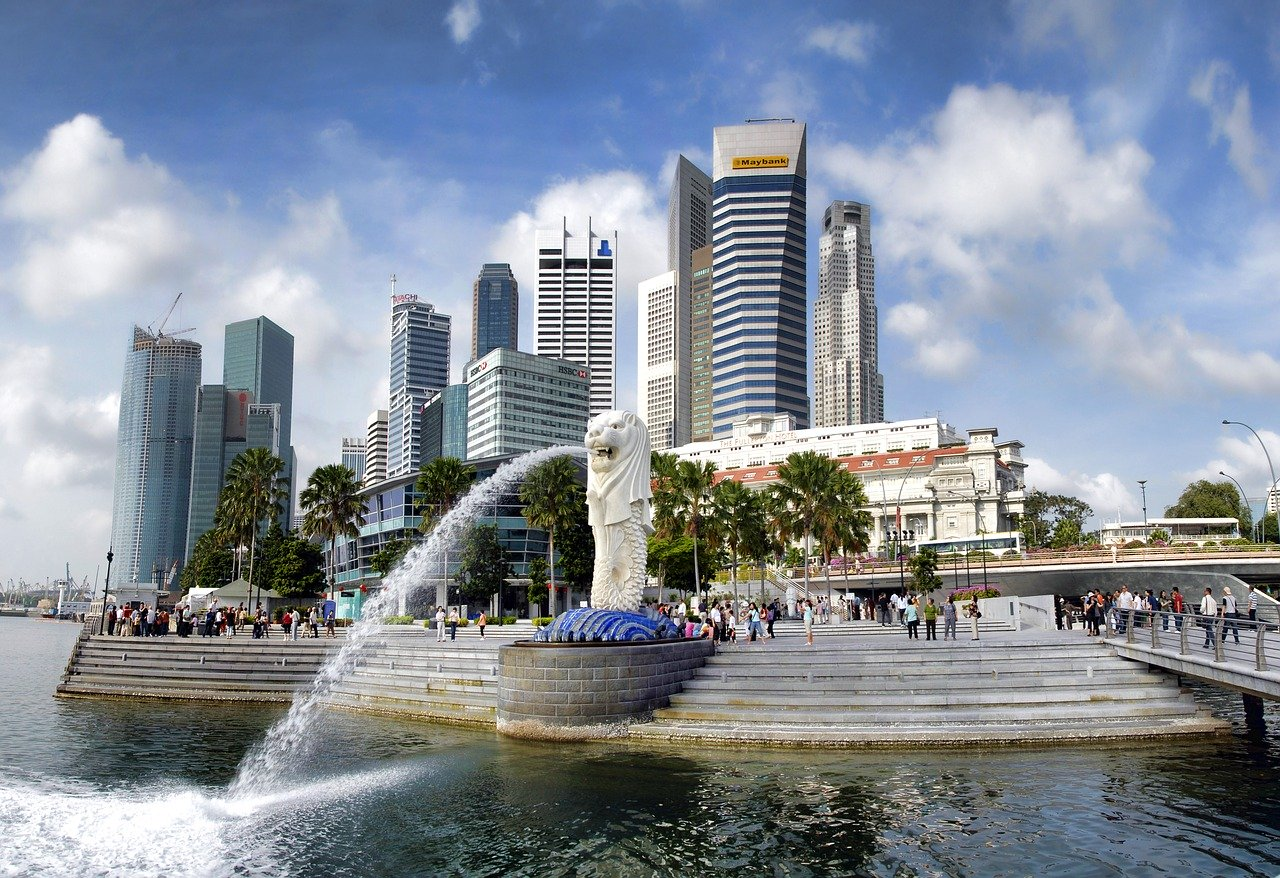 Merlion is one of the best things to see in Singapore