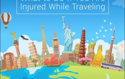 Travel tips: What to do when you're injured while travelling