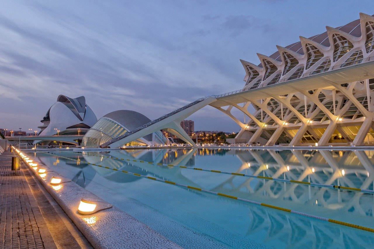 Valencia is one of the best European summer destinations