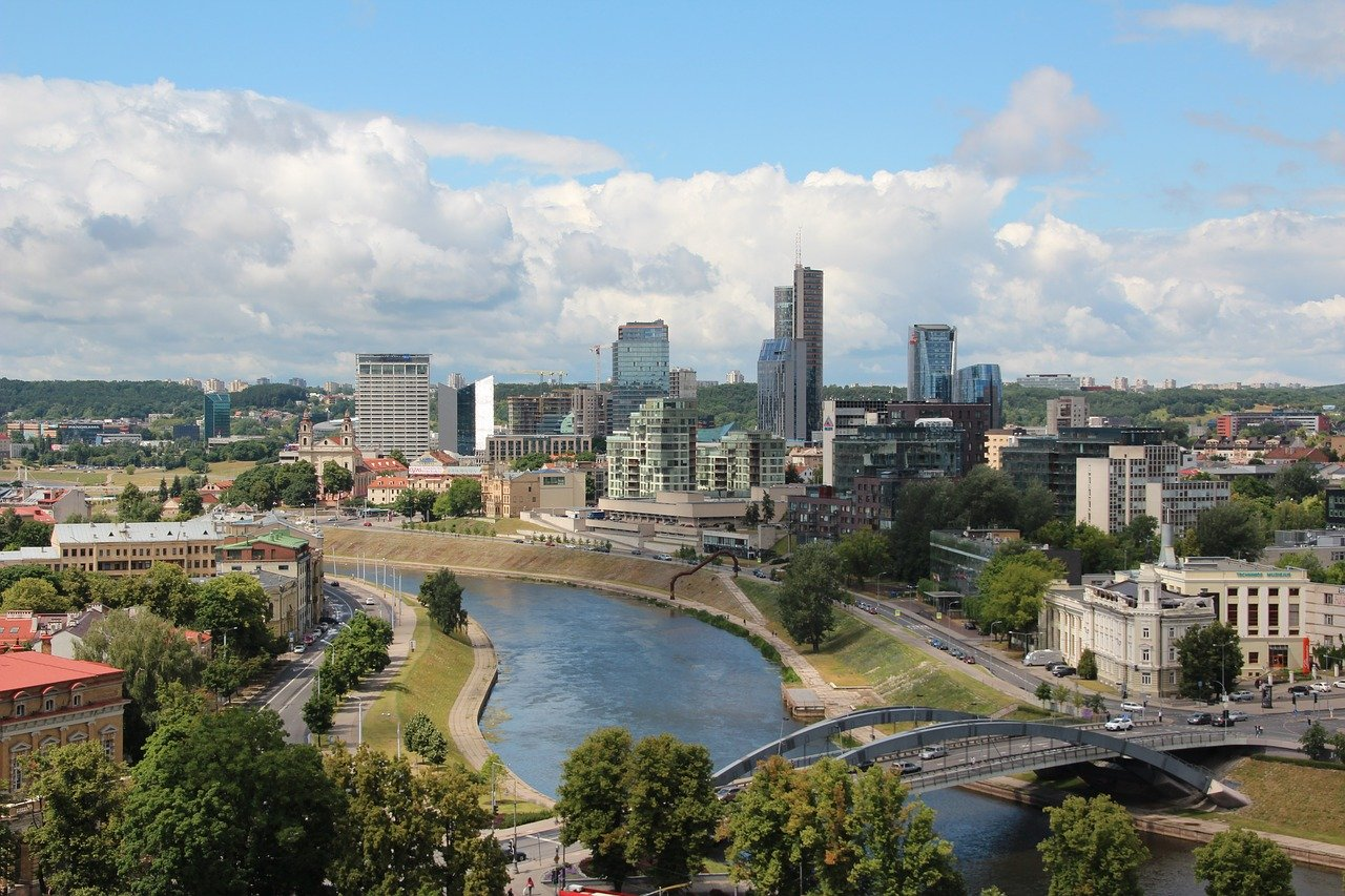 Vilnius is one of the top budget summer vacation spots in Europe
