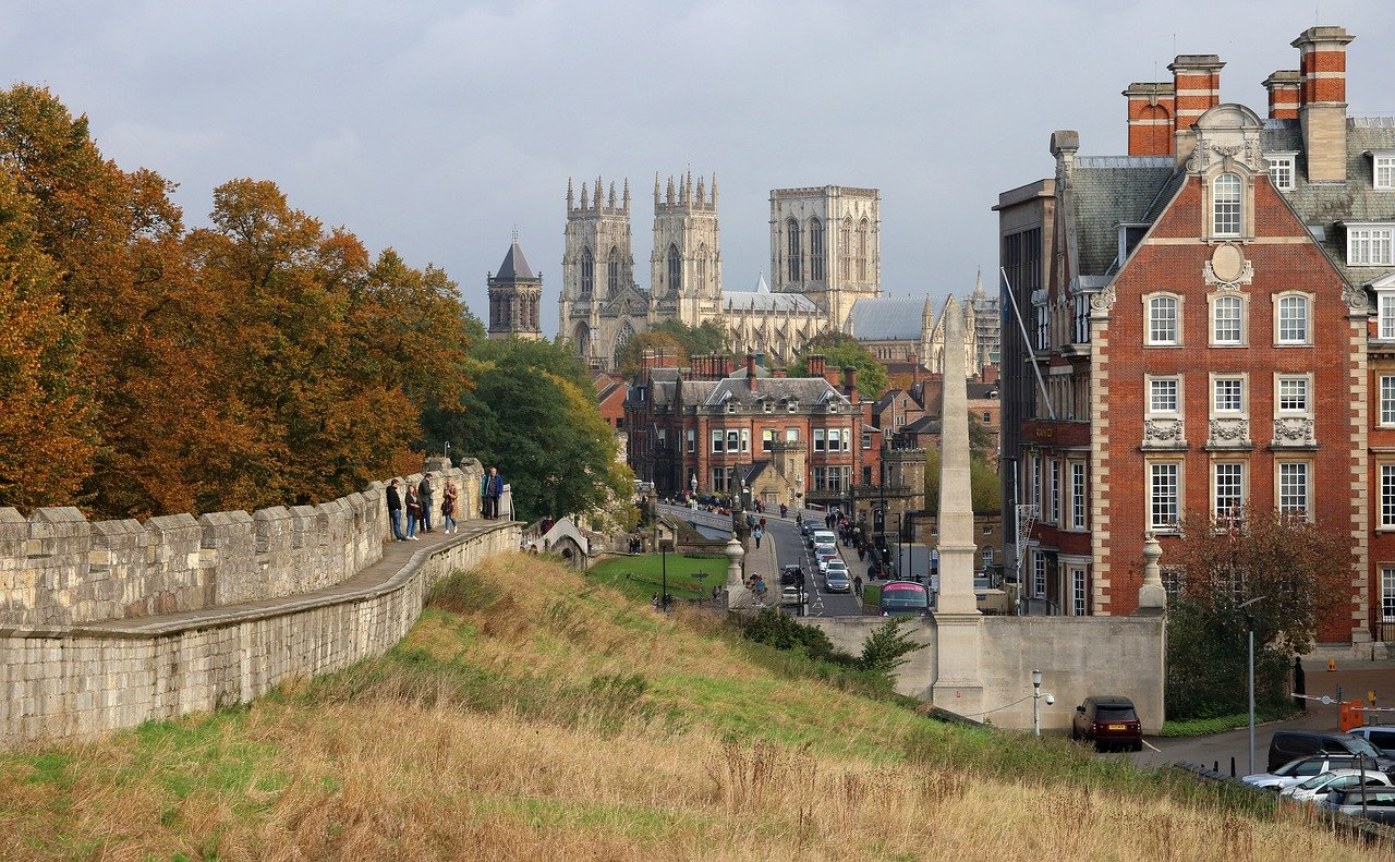 York is one of the best European summer destinations