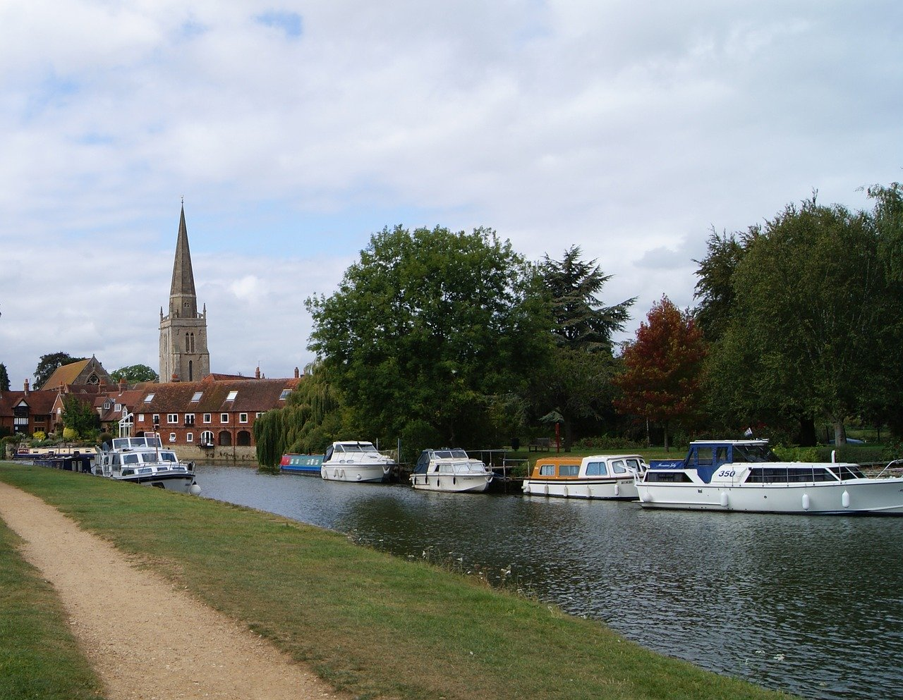Abingdon is one of the off the beaten path things to see in Oxford