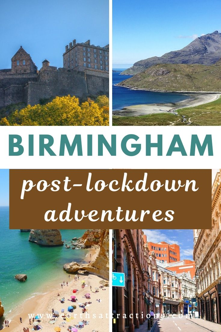 Things to do near Birmingham after the lockdown is over. Discover fun places to visit from Birmingham post-lockdown. The best Birmingham trips to take! #uk #europe #travel #ukdestinations #traveldestinations #england #earthsattractions #placestovisit