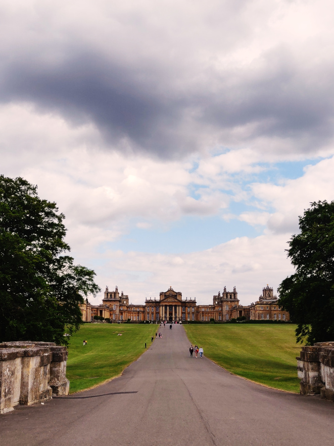 Blenheim Palace is another Oxford offbeat attraction you shouldn't miss