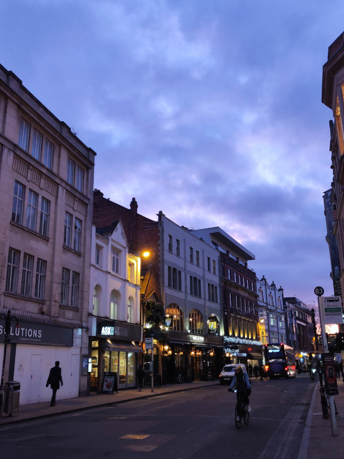 Check out the Oxford City Center on your Oxford trip
