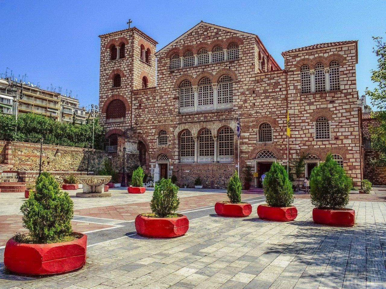 Thessaloniki Cathedral - St. Demetrius