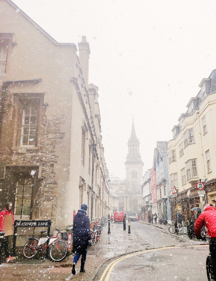 Best Time to visit Oxford