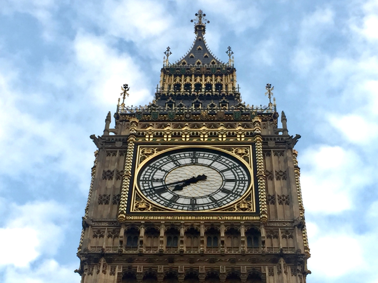 Big Ben should be included on your 3-day London itinerary
