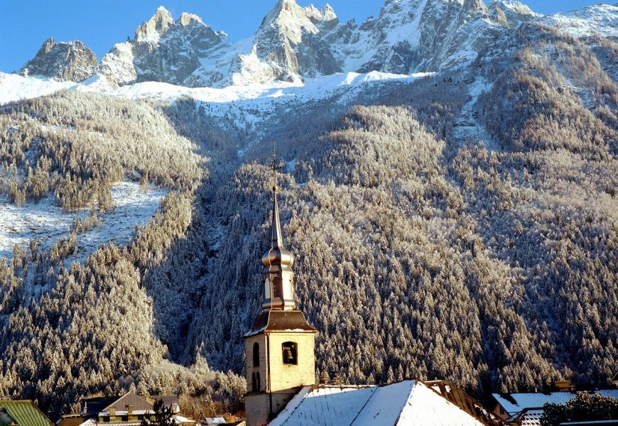 France's Highest Ski Resorts