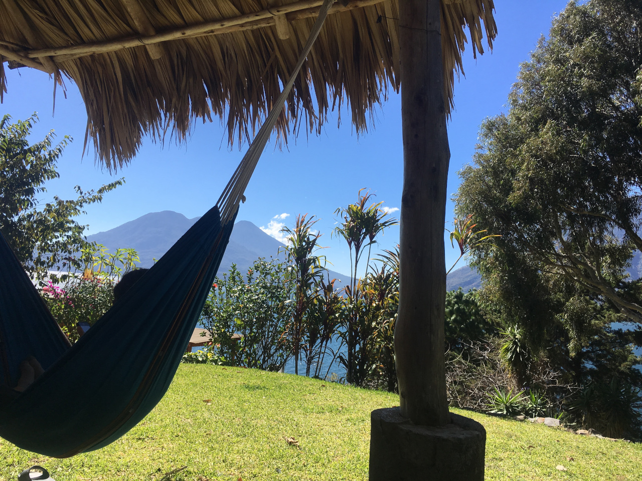 Lake Atitlan quality hammock time - the best Lake Atitlan activities and the best Lake Atitlan attractions
