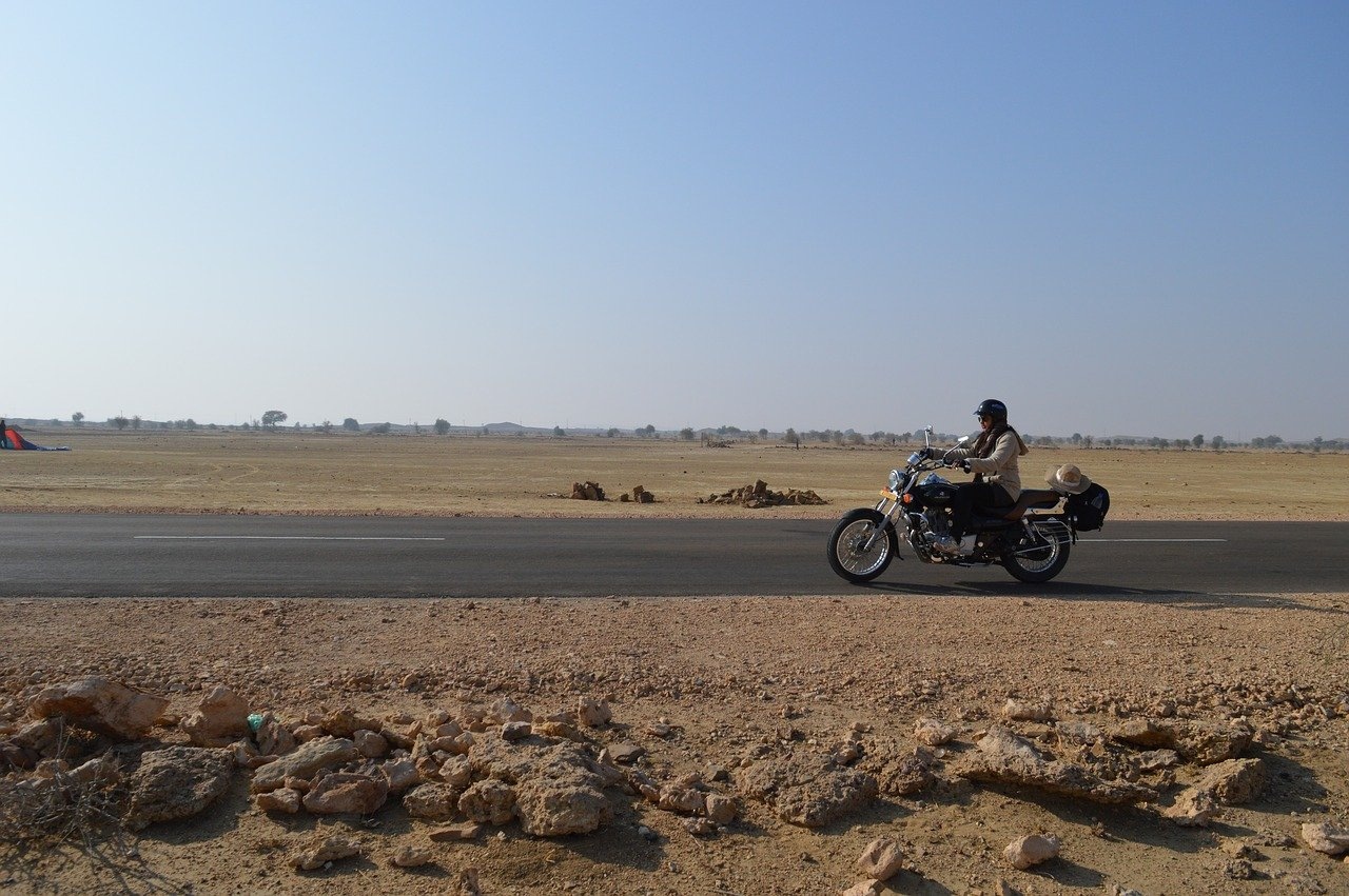Jodhpur to Jaisalmer in Rajasthan is one of the scenic road drives in India