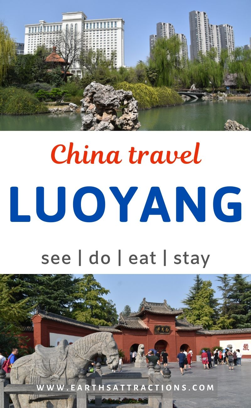 Luoyang attractions. Discover the best places to visit in Luoyang China, great Luoyang restaurants, Luoyang hotels, and useful tips for visiting Luoyang. Create your Luoyang itinerary with this Luoyang guide. #luoyang #china #asiatravel #chinatravel #thingstodo #smallcity #interestingdestination #traveldestination #travelguide #earthsattractions