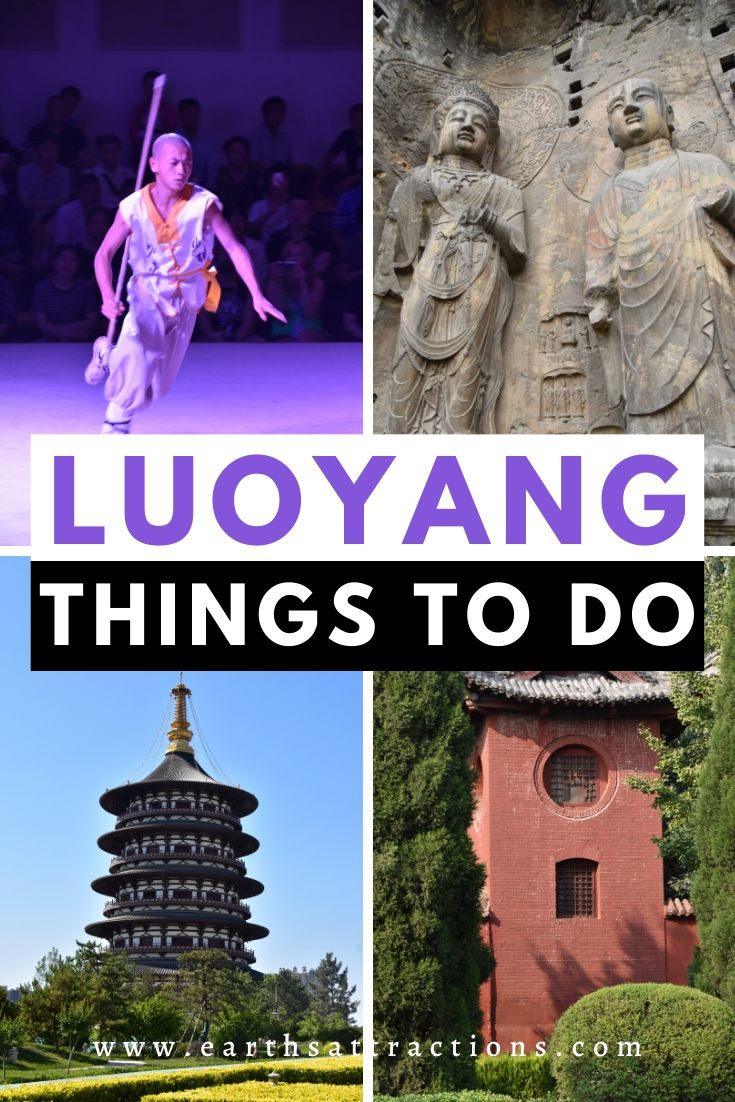 Things to do in Luoyang China. This comprehensive insider's travel guide to Luoyang, China presents you the best things to do in Luoyang, including off the beaten path places to visit in Luoyang, where to stay in Luoyang, great restaurants in Luoyang, and useful Luoyang travel tips. #luoyang #china #asiatravel #chinatravel #thingstodo #smallcity #interestingdestination #traveldestination #travelguide #earthsattractions