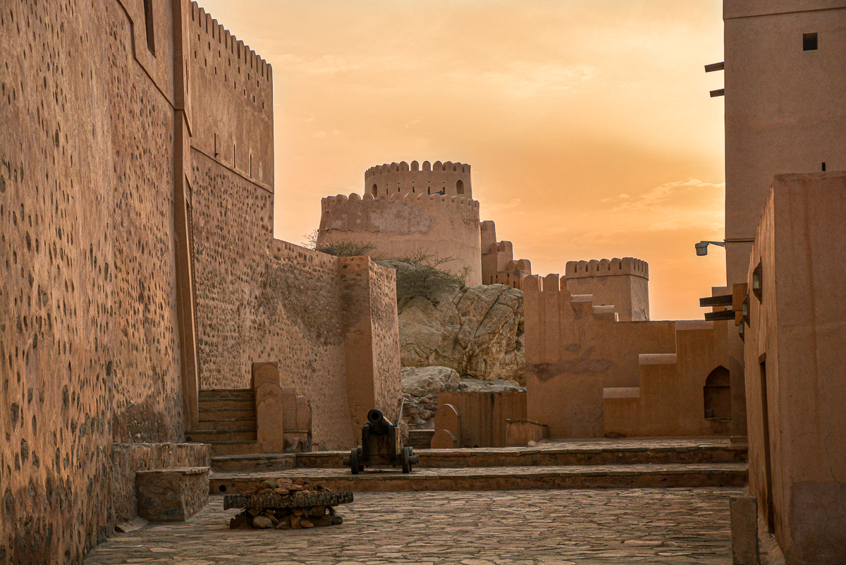 Nakhal Fort is one of the forts in Oman you have to see on your Oman trip