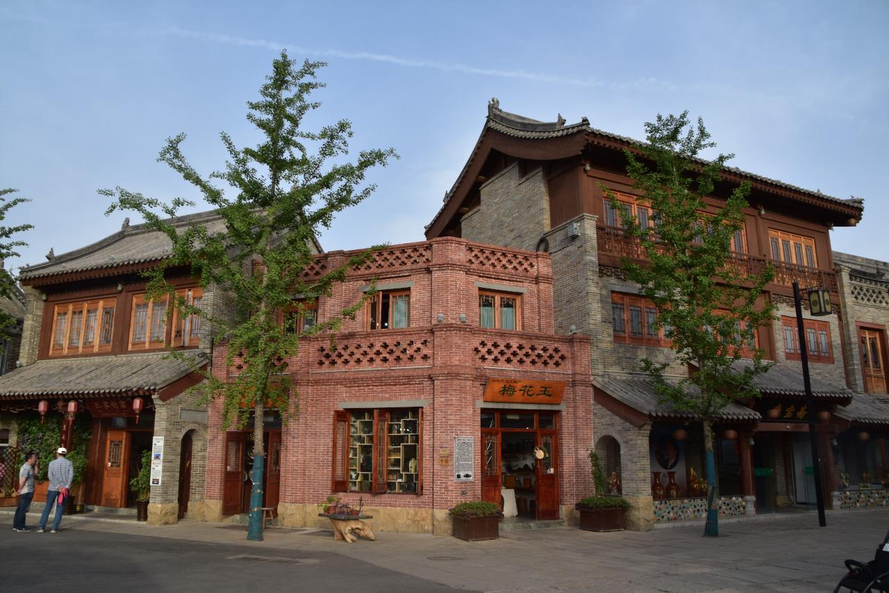New Old Town Luoyang, China
