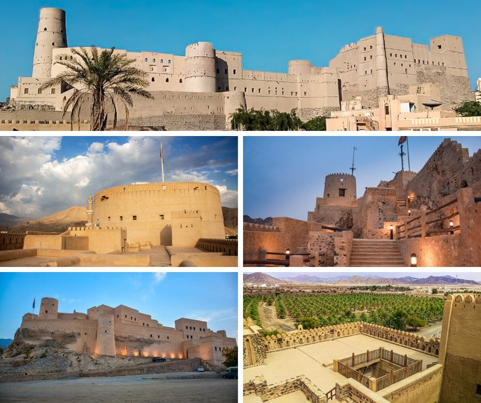 The best Castles and Forts in Oman