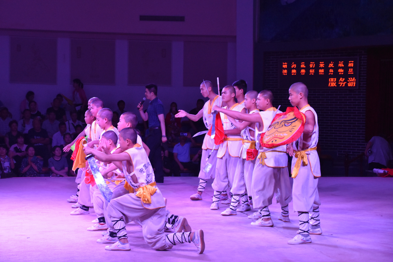The Shaolin Temple is one of the best things to do near Luoyang