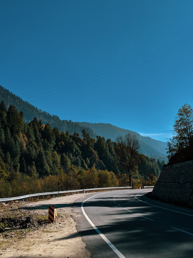Shimla to Manali in Himachal Pradesh is one of the best road trips to take in India