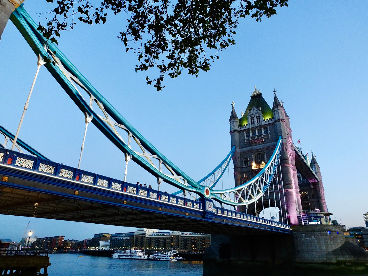 Tower Bridge is one of the London landmarks that you should include on your 3-day London itinerary