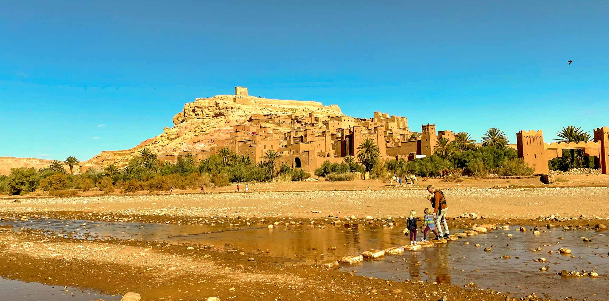 Include Aït Benhaddou on your Morocco itinerary as this is one of the cool day trips in Morocco