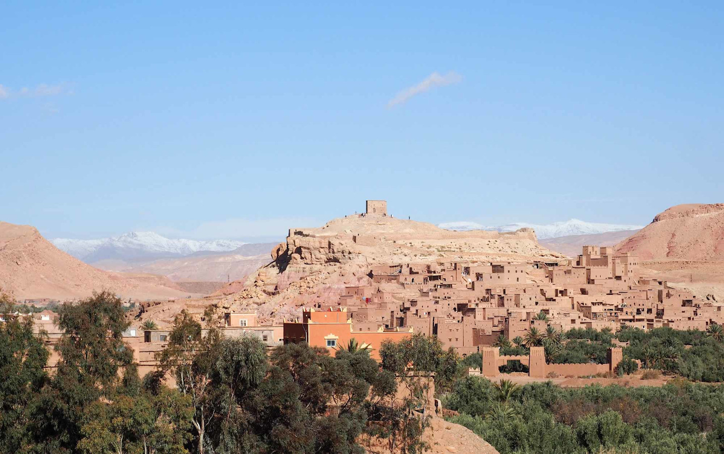 High Atlas Mountains - one of the things to see during your 1 week in Morocco trip