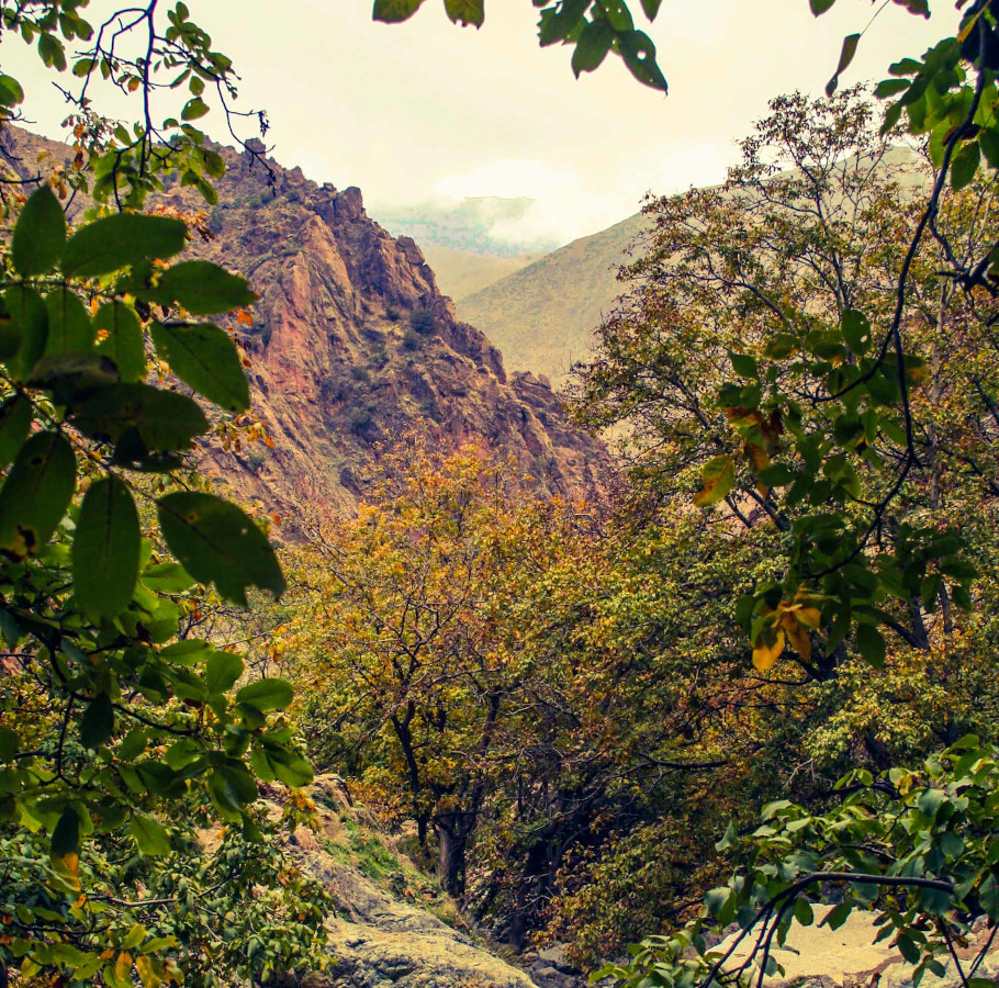 High Atlas Mountains are one of the best things to see during your one week trip to Morocco