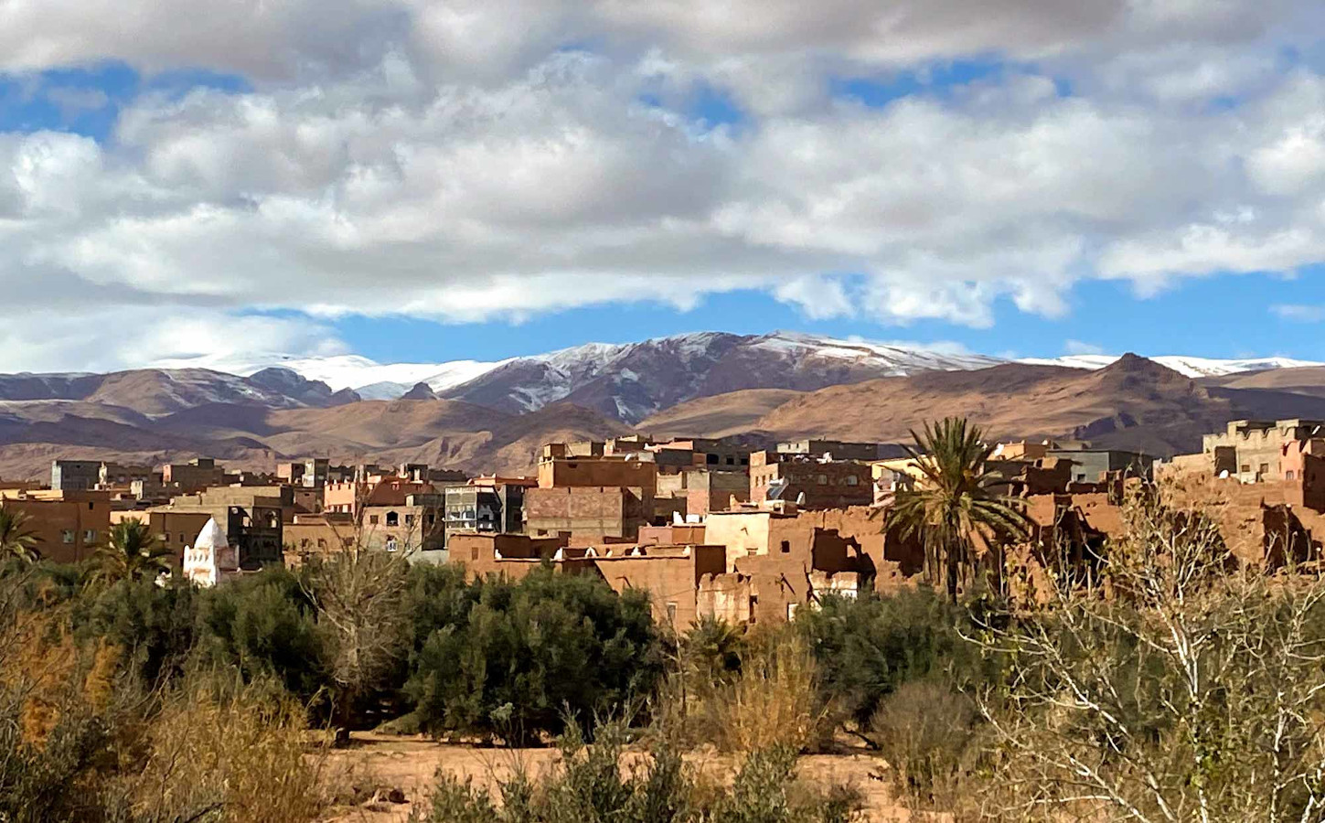 A trip to the High Atlas Mountains is one of the most common day trip tours in Morocco
