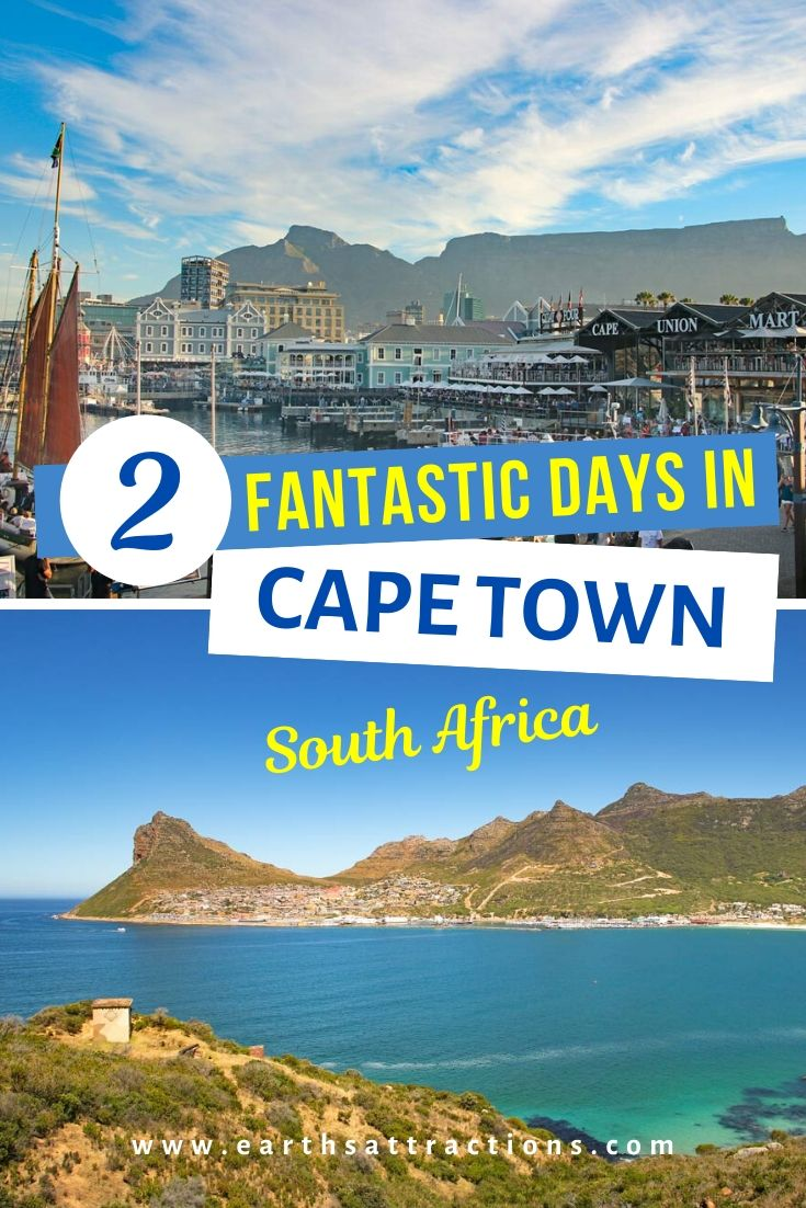 Things to do in 2 days in Cape Town, South Africa. Planning a short trip to Cape Town. Discover what to do on a weeend trip to Cape Town: the best places to visit in Cape Town, including places to enjoy amazing Cape Town sunsets! #capetown #southafrica #capetownitinerary #itinerary #capetowntrip #traveldestinations #earthsattractions #capetownthingstodo