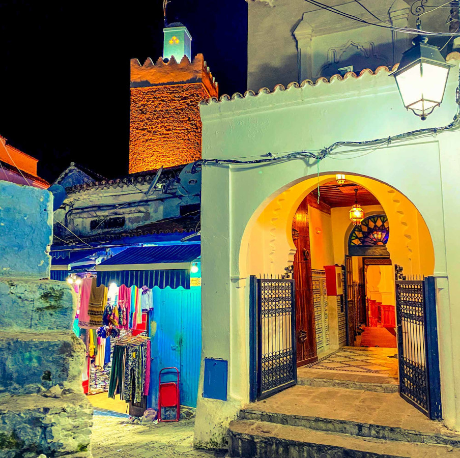 Chefchaoun, the famous blue city in Morocco, is one of the popular destinations in Morocco so make sure you visit it on your one week Morocco holiday