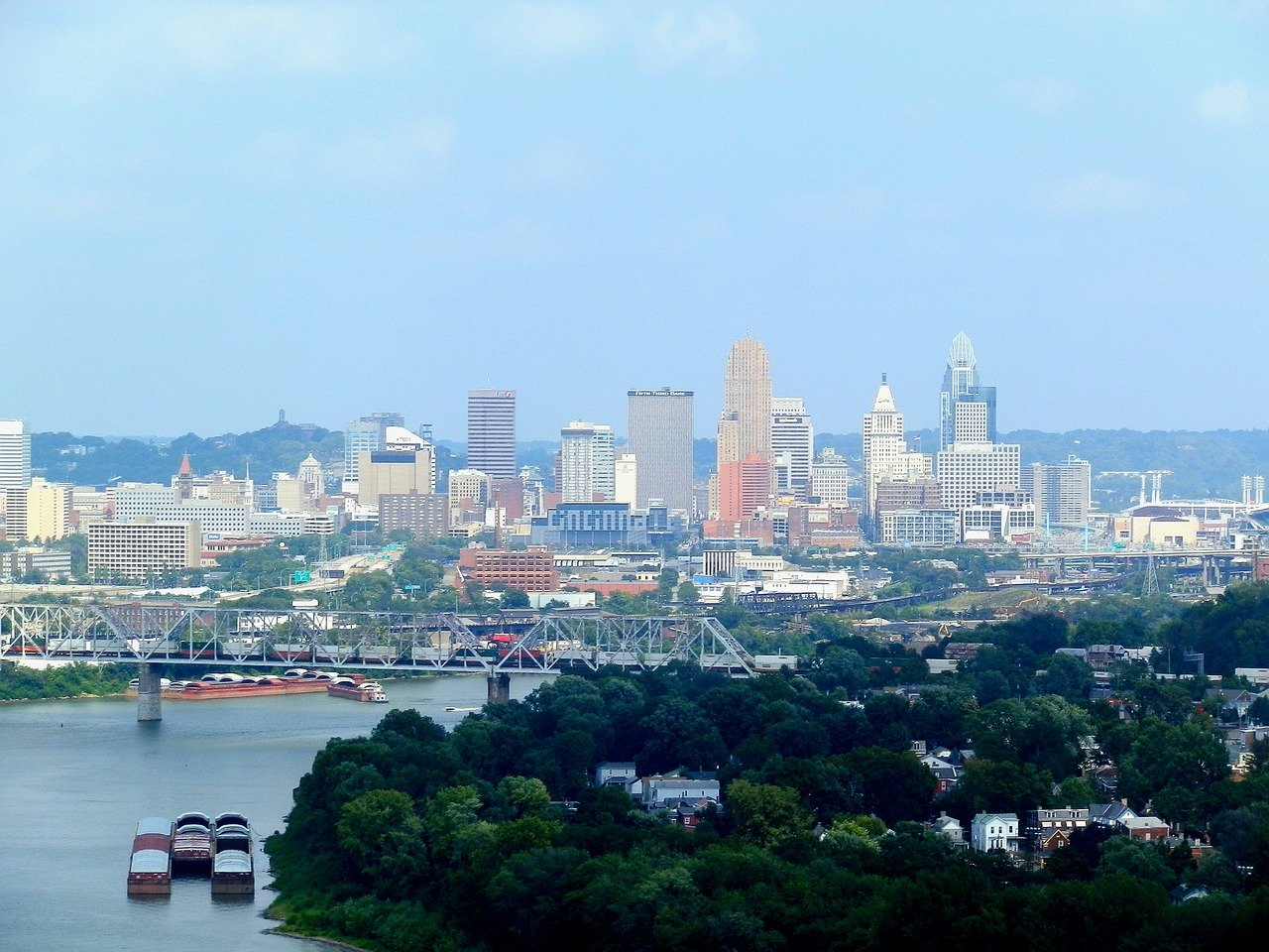 What to do in Cincinnati