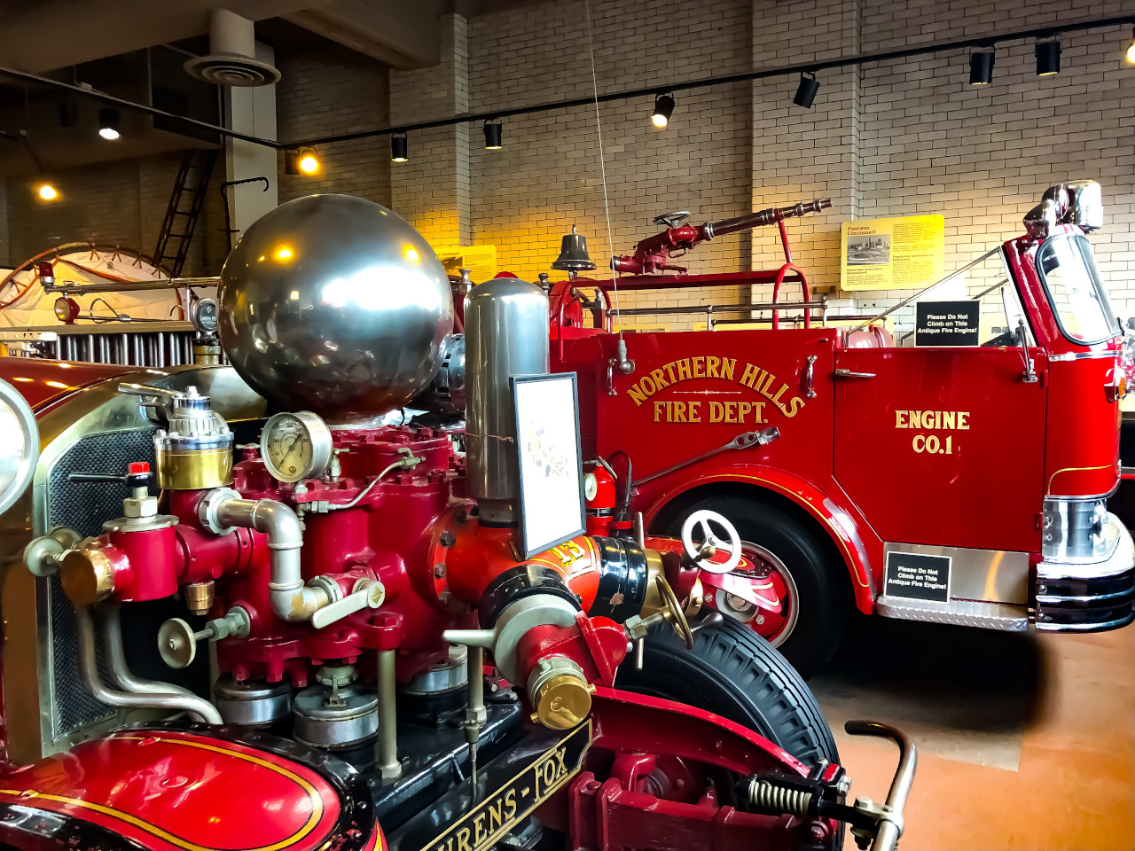 Cincinnati Fire Museum is one of the best offbeat attractions in Cincinnati. Discover more from this article and explore Cincinnati like a local