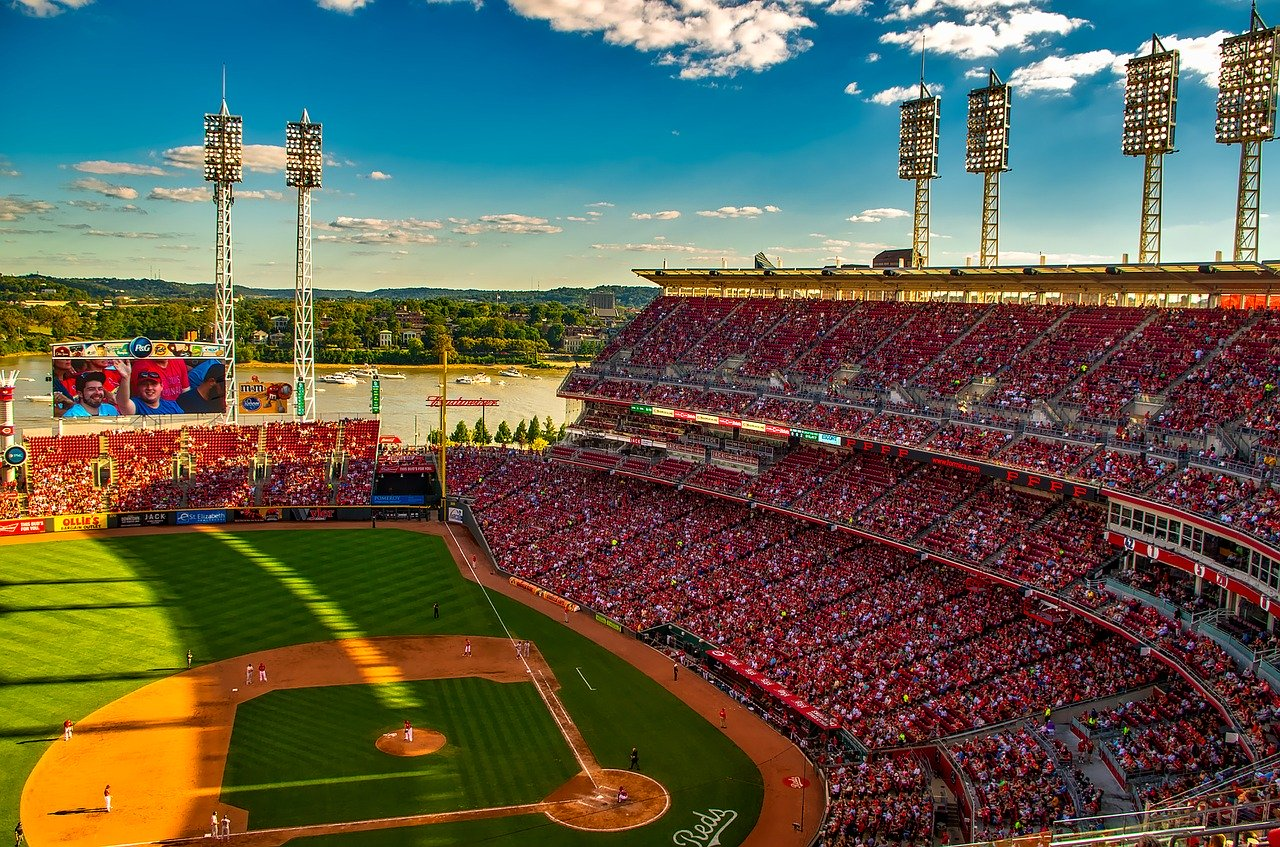 Visiting the Great American Ball Park is a must on your trip to Cincinnati